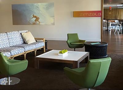 The Shorebreak Hotel: Lobby