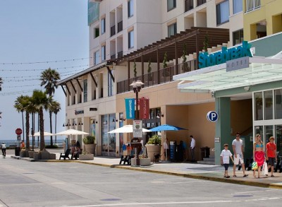 The Shorebreak Hotel Street View