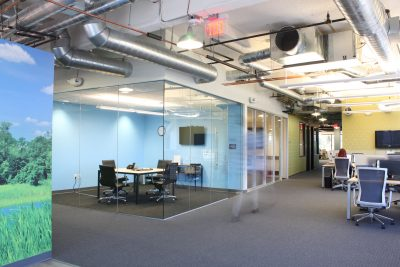 ACRM Architects Havas Edge Office Conference Room