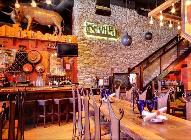 Acrm Architects Cafe Seville