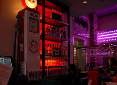 Corvette Diner Bar