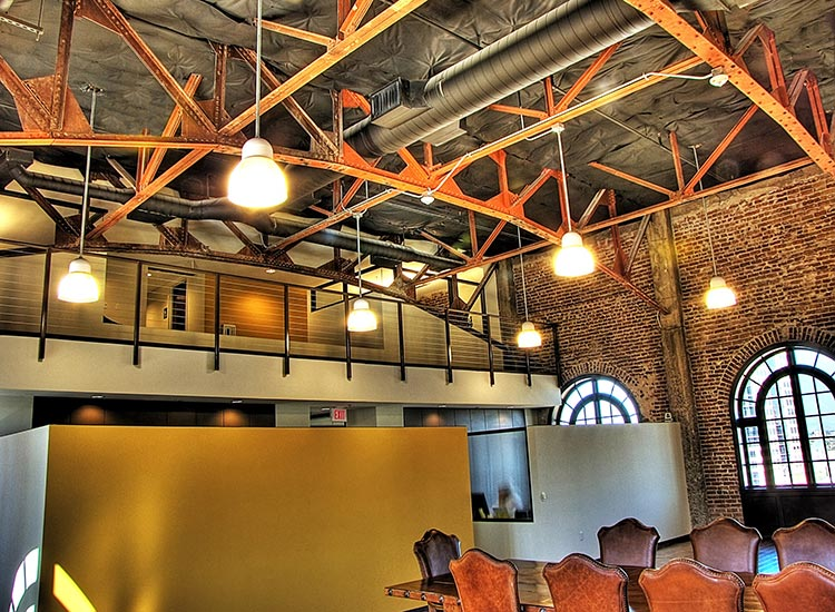 Luhrs City Center Office Space