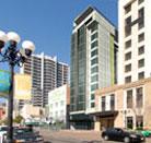 ACRM Architects Courtyard by Marriott Gaslamp