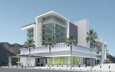 ACRM Architects Kimpton Hotel Palm Springs
