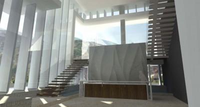 ACRM Architects Kimpton Hotel Lobby