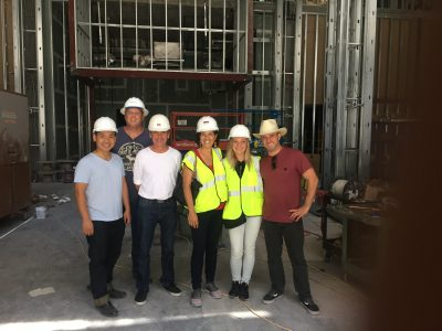 ACRM Architects San Diego Pendry Hotel Employees 2