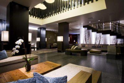ACRM Architects Hotel Palomar Lobby Renovation