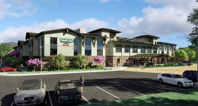ACRM Architects Agoura Hills Perspective View 1