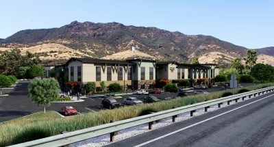 ACRM Architects Agoura Hills Perspective View 2