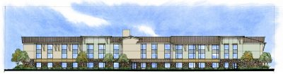 ACRM Architects Agoura Hills Elevation North