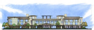 ACRM Architects Agoura Hills Elevation South