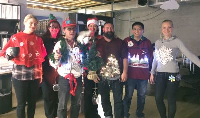ACRM UGLY CREATIVE SWEATER 1