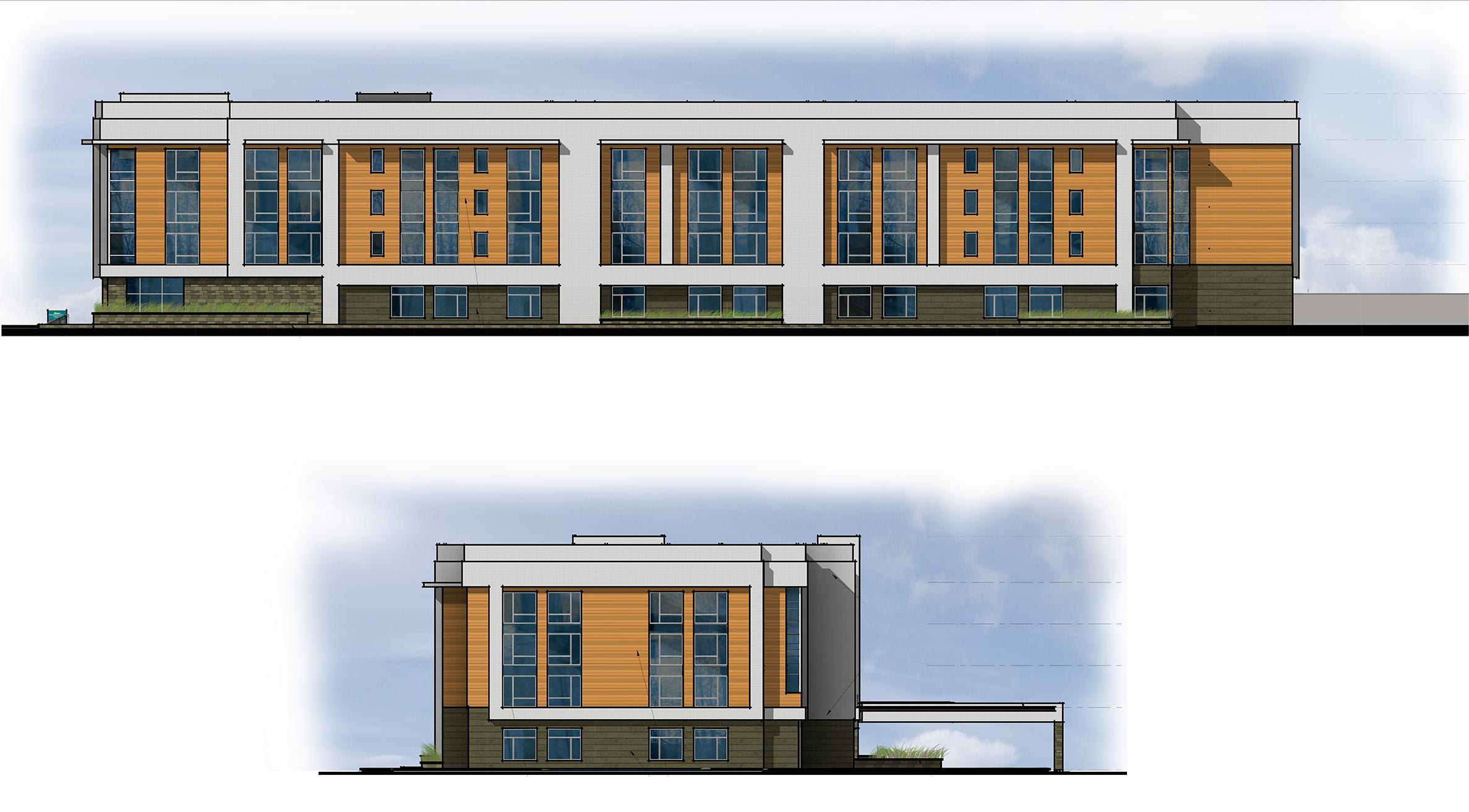 ACRM Architects Hilton Homewood Suites