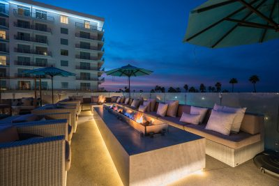 Pasea Hotel Firepit - ACRM Architects