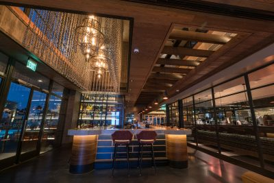 Pasea Hotel Bar - ACRM Architects