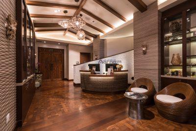Pasea Hotel Lobby - ACRM Architects