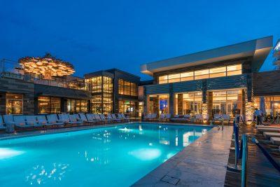 Pasea Hotel-ACRM Architects Pool