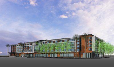 Residence Inn at millbrae Station ACRM Architects 4