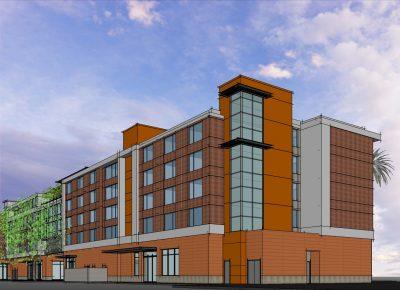Residence Inn at millbrae Station ACRM Architects 5