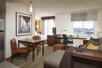 Residence Inn LIving room