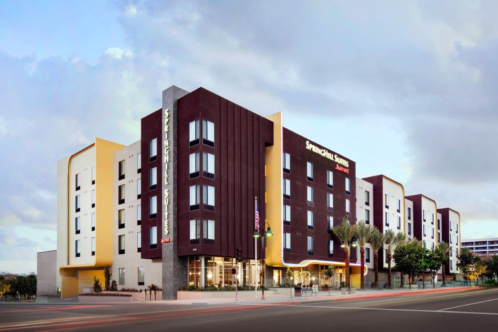 Acrm architects springhill suites at burbank for Springhill designs