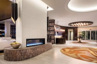 Spring Hill Suites Lobby